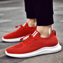 New 2019 Sneakers Men Shoes Casual Brand Men Shoes Breathable Fashion Men Sport Running Shoes Comfort Red Trainers Loafers 2A мужские кроссовки brand new men sport shoes 2015 q180 q180 men sneakers