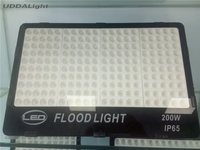led light outdoor led 200w led flood light ip65 110 120lm/w 30% off