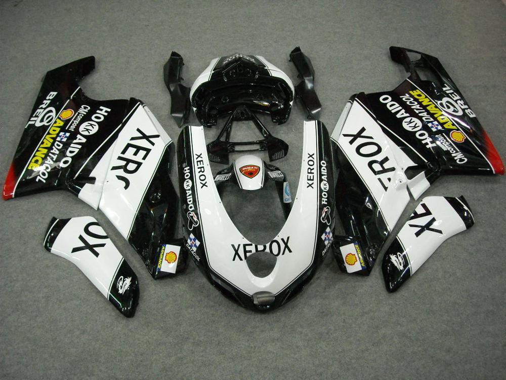 Kit de carénage ABS Injection carrosserie pour Ducati 749 999 05-06 2005-2006