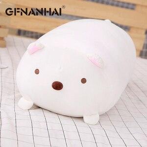 Image 2 - 1pc 90cm cute Corner Bio Pillow Japanese Animation Sumikko Gurashi plush toy stuffed Soft Valentine gift for Baby girl Gifts