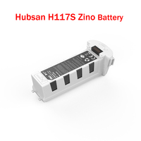 For Hubsan H117S Zino GPS RC Drone Quadcopter Spare Parts 11.4V 3000mAh Intelligent Flight Battery RC Accessories