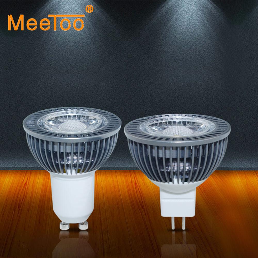 9er SET DEL installation projecteur 4,4 W encastré Spot Lampe Blanc Chaud ip23 230 V