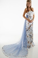 true timber snowfall white camo wedding dresses 2017 bridal gowns detachable train vestido de noiva custom make size 0