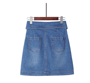 A-line Denim Skirts 2