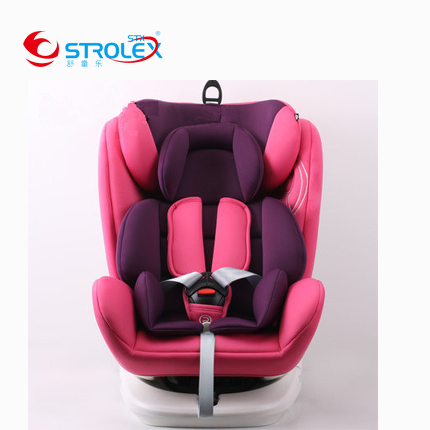 360 Degree Swivel Baby Car Increased Seat Booster Chair Child Safety Isofix Latch Adjustable Reclining 012Y On Aliexpress