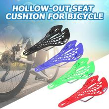 Bike Hollow Out Spider Saddle Seat Cushion Bicycle Accessories Bicycle Saddle Uprated Comfortable Light Weight MTB/Road Cycling