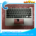 "For MACBOOK Air 11"" A1465 2013 2014 model US Top case Topcase & keyboard without touchpad Tested working Great 99% new"