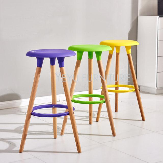 Tienda Online Minimalista moderno diseño de plástico y madera maciza ...