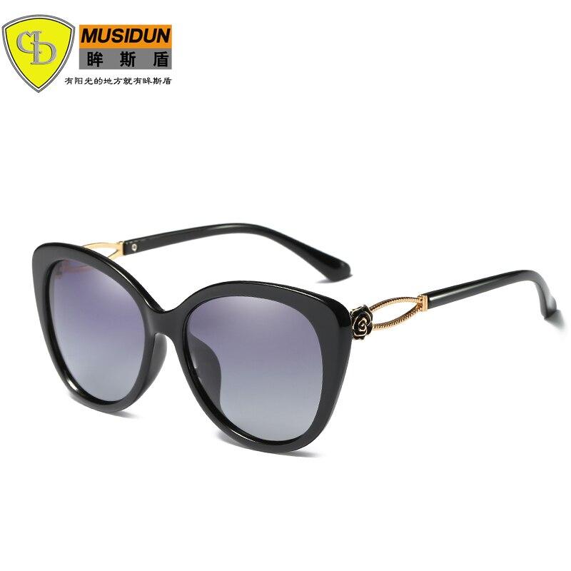 2018 syze dielli të reja polarizuara për gra Femra syze dielli - Aksesorë veshjesh