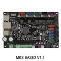 3 tarjeta del controlador MKS Smoothieware Dpriter SBASE opensource 32bit V1.3 Smoothieboard Brazo soporte Ethernet preinstalado disipadores