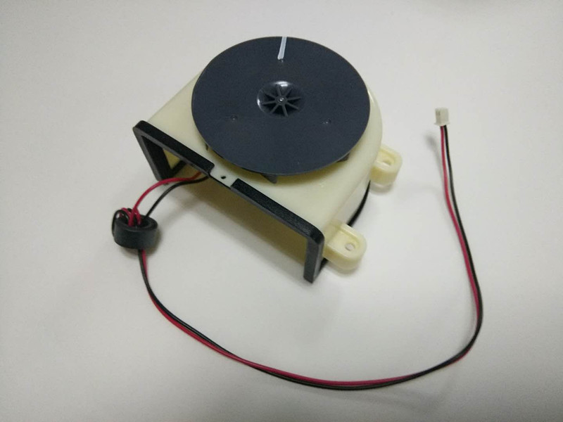 1 Pc Main Engine Ventilator Motor Vacuum Cleaner Fan Engine For Ilife V3s V3L V5 Robot Vacuum Cleaner Parts Replacement