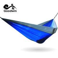Portable Bed Military Parachute Bag Camping Equipment