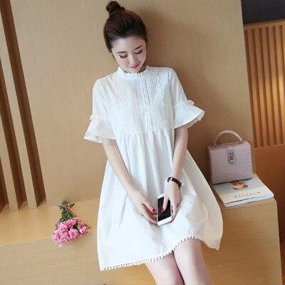 new summer maternity dresses white womens dresses pregnancy dresses maternity clothing summer clothing 16462