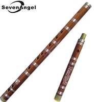 Buy One Send 5 Free Handmade Bamboo Chinese Dizi Flute Professional Pan Flauta Music Musical Instruments