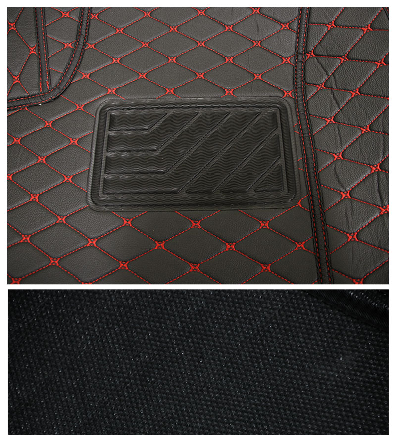 For LHD Hyundai Kona Kauai 2018 2017 Floor Mats Custom Rug Auto Interior Foot Mat Pad Hyundai Encino Car Accessories Car-styling (8)