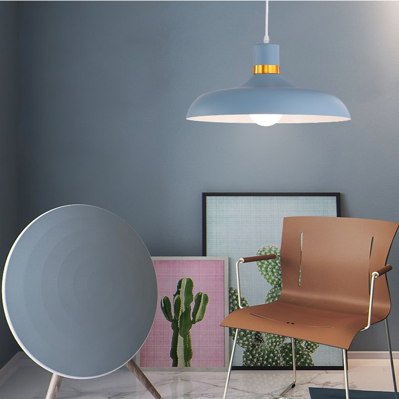 Modern Pendant Light Aluminium Hanging Pot Pendant Lamp Restaurant Dining Room Drop Pendant Light Home Lighting (2)