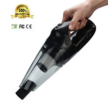 Wupp 2019 Handheld Hand Vacuum Cleaner Auto 12V 75dB Silent Pet Hair vacuum cleaner for Home Car Cleaning Dropshipping Mar15(China)