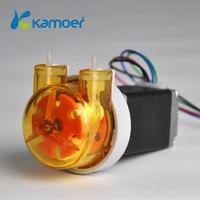 Kamoer KAS 연동 펌프 12 볼트 스테퍼 모터 물 펌프 (무료 배송, PCB 제어