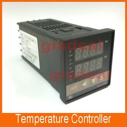 Rex C100fk02 Temperature Controller Ac 110 240v Relay