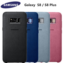 Samsung Galaxy S8 S8 Plus Original Leather Case Luxury for Samsung g9550 9500 Anti Fall Note9