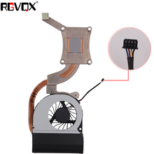цена на Laptop Heatsink Cooling Fan for Dell Latitude E6420 PN:MF60120V1-C080-G9A AT0FD004SS0 CPU Cooler/Radiator
