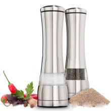 Stainless Steel Manual Pepper Salt Spice Sugar Bean Mill Grinder Home Kitchen Cooking Tool