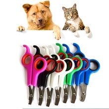2019 Pet Nail Clipper Scissors Dog Cat Toe Claw Clippers Trimmer Grooming Tools for Animals Supplies