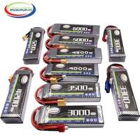 3 s rc brinquedos lipo bateria 11.1 v 1500 2800 3500 3800 4200 5200 6000 mah 30c 40c60c para rc avião zangão helicóptero baterias de carro 3 s|Peças e Acessórios| |  -