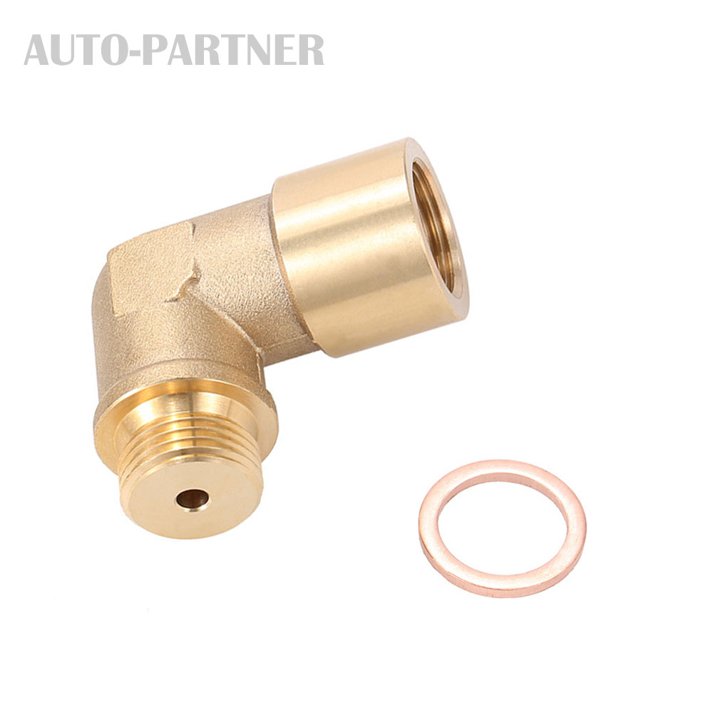 AUTO-PARTNER 90 Degree M18x15 Angled Lambda O2 Oxygen Sensor Extender Spacer for Decat Hydrogen Brass silica melting melt cauldron crucible dishes pot casting for gold silver platinum refine inside diameter 45mm height 22mm