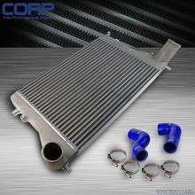 Intercooler Кит (Версия 2) Для VW GOLF GTI 06-10 2.0 Т TURBO MK5 FMIC Синий