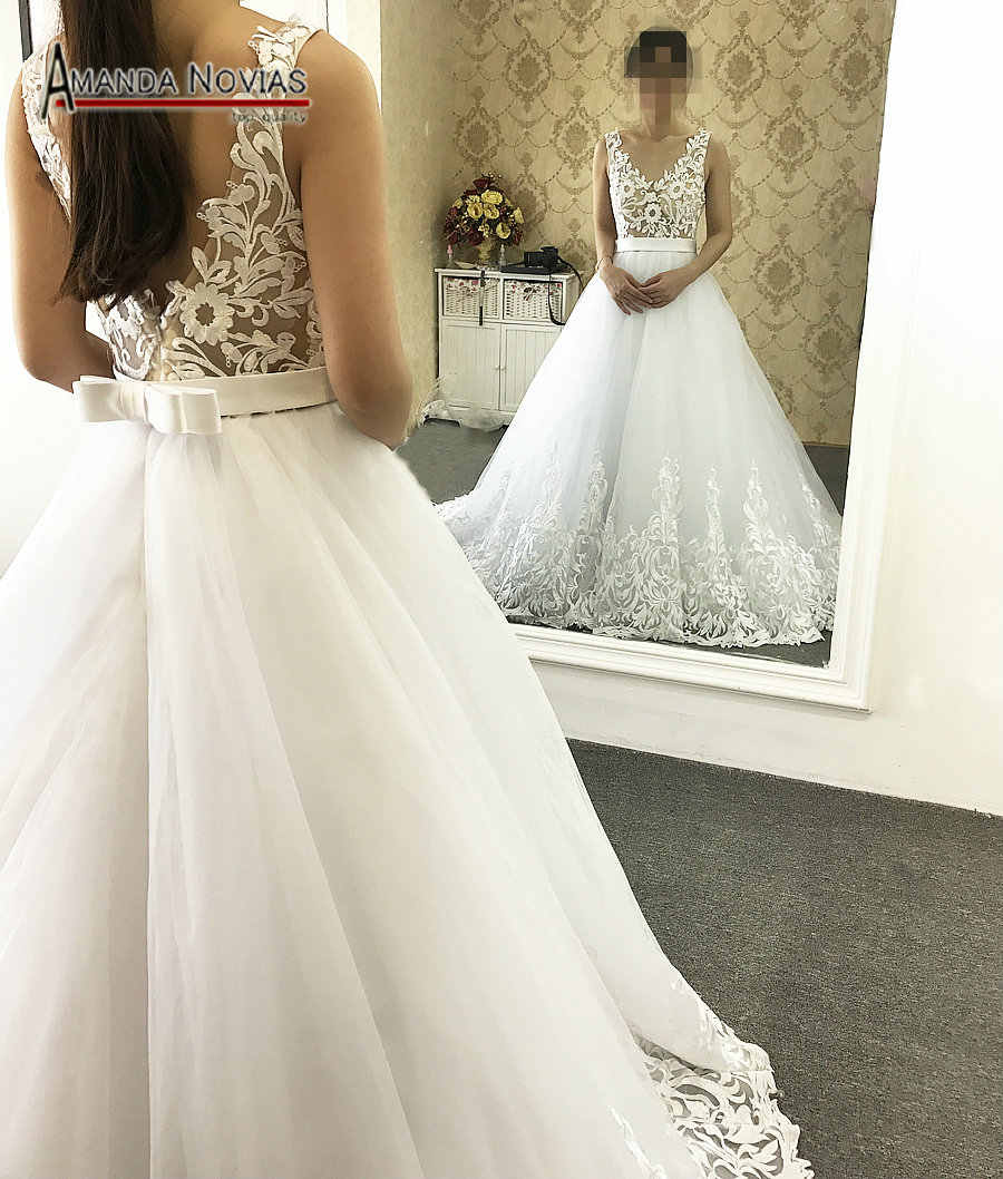 Sexy Transparent Mieder Brautkleid Mit Backless Sexy Hochzeitskleid Neue Bodice Wedding Dress Wedding Dresswedding Dresses Wedding Dresses Aliexpress