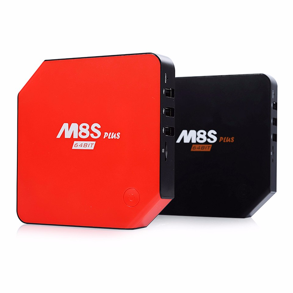 M8S PLUS Amlogic S905 Android 5.1 4k Android TV Box 2G/16G 2.4G/5.8G WIFI Gigabit LAN KODI Bluetooth DOLBY TrueHD DTS Smart Tv new original kinco 4 3 stn hmi text display md204l 192 64 20 keys with programming cable