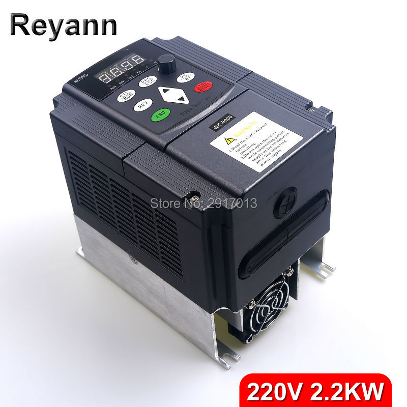 220v Ac Frequency Inverter Converter Output 3