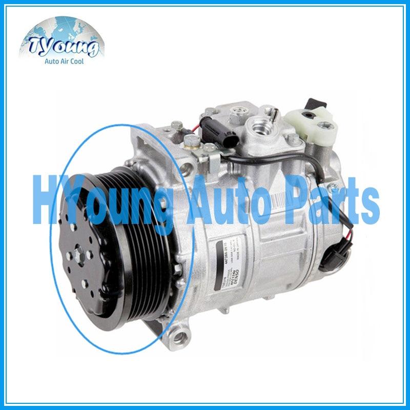 7seu17c Auto Ac Compressore Frizione Per Mercedes Benz W220 W203 S203 320 W163 0002308611 0012300111 0022308111 A0012303011 Comodo E Facile Da Indossare
