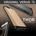 Original caja de la armadura verus para apple iphone 5 5s se premium TPU Duro Volver Híbrido Protección Gota Resistente Cubre Los Casos para SÍ