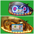 Geely FC,Vision ,Car front refit headlight head light assembly