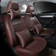 automotive customize car seat covers special for ROVER 75 MG TF 3/6/7/5 Maserati Coupe Spyder Quattroporte Maybach well match