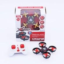 ATTOP Глобальный Drone Радиоуправляемый квадрокоптер Дроны с камерой вид от первого лица Высокая режим удержания легко работать мини дистанционное управление игрушка для детей Подарки