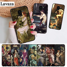 Lavaza Art Paintings The Birth Of Venus Silicone Case for Samsung A3 A5 A6 Plus A7 A8 A9 A10 A30 A40 A50 A70 J6 A10S A30S A50S