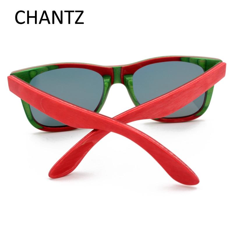 Vrhunske drvene sunčane naočale polarizirane zrcalne naočale za - Pribor za odjeću - Foto 5