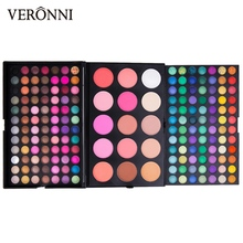 183 Colors eyeshadow palette 15 Color Blusher Combo 3 Layers Makeup Palette Kit 168 Eyeshadow Makeup eye shadow Set Beauty Tools serseul portable 78 color cosmetic makeup eye shadow blusher palette with smudger