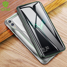CHYI 3D Curved Film For xiaomi black shark 2 Helo Screen Protector Full Cover Nano Hydrogel Film With Tools Not Tempered Glass(China)