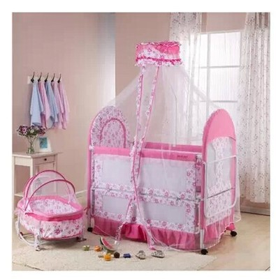 Aliexpress.com : Buy 2016 Rushed Baby Crib Fashion Baby Bed Cradle  Concentretor Band Mosquito Net Roller Multifunctional Game Eco Friendly Bb  Child From ...
