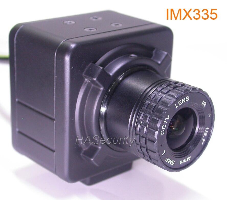 "AHD (5MP, 4MP) กล่องสไตล์ cam 1/2. 8 ""Sony STARVIS IMX335 CMOS sensor + NVP2477H กล้องวงจรปิดโมดูล 5MP CS (UTC)-ใน กล้องวงจรปิด จาก การรักษาความปลอดภัยและการป้องกัน บน AliExpress - 11.11_สิบเอ็ด สิบเอ็ดวันคนโสด 1"