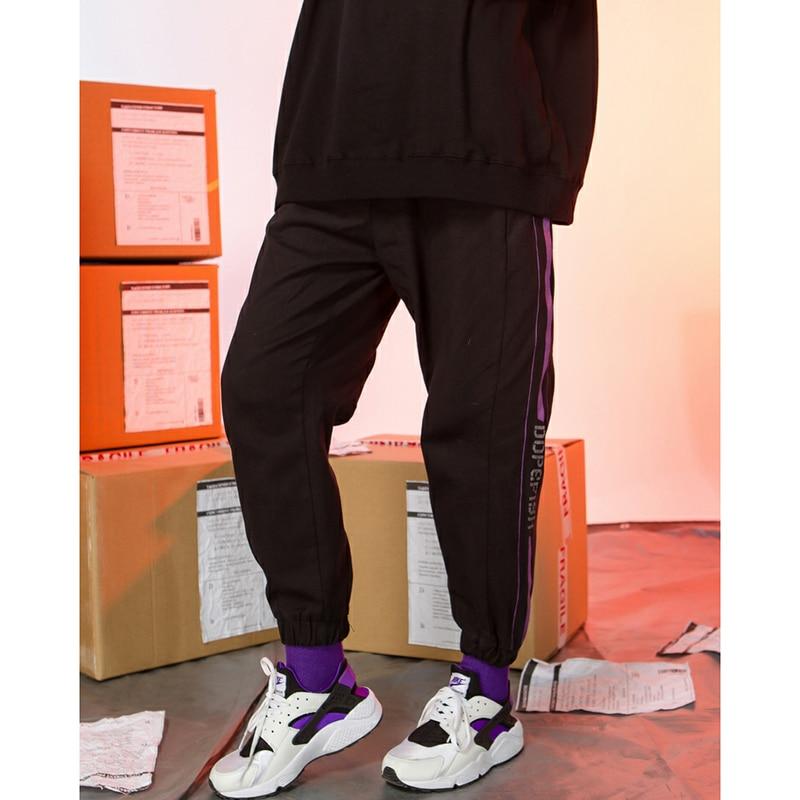 De Estilo Llegada Mujer Casual Negro Pantalones Mujeres Nueva Primavera Harén Streetwear Bf Y 2019 Moda Black Camisetas Las 5fnzEq7wxY