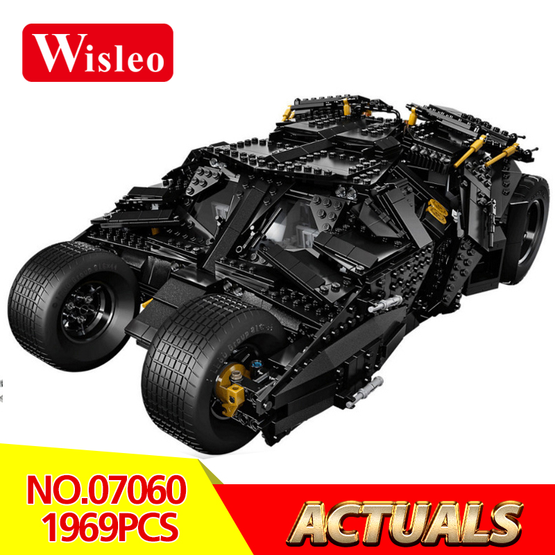 Wisleo New 07060 super heroes Classic Movie Series model building blocks Bricks for Education Toys for boys LegoINGlys 7111 dhl lepin 07060 1969pcs classic movie series building blocks bricks for education toys 7111