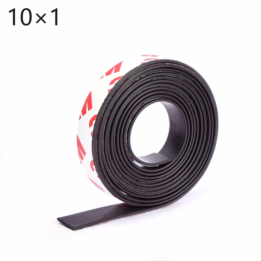High Quality 1 Meter Self Adhesive Flexible Magnetic Strip