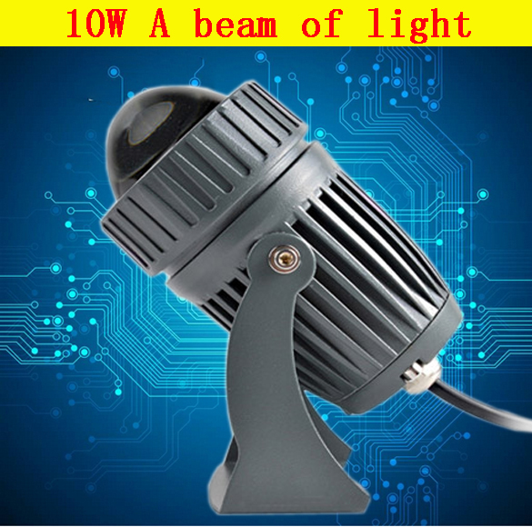 Led Spotlight For Outdoor Used Narrow Beam Angle 5degree
