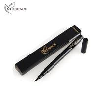 Niceface Pro Makeup Eyeliner Liner Waterproof Long Lasting Eye Liner Pen Tools Cheap Makeup Balck Liquid