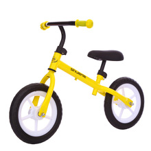 Kids balance Bicycle For 2~6 Years Old Children  Pedal-less Balance Bike carbon  complete bike for kids carbon bicycle 12inch baby balance bike with hand brake high carbon steel frame and eva solid wheel kids bike 85 100cm adjust balance bike
